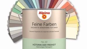 Alpina Farbe Auswahl