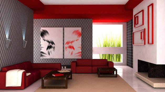 gestaltung des wohnzimmers << - Wandfarb Ideen