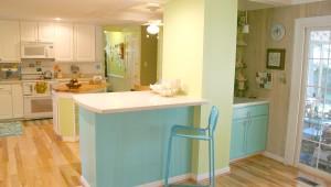 Kitchen Reno Wandfarbe Küche Trend Idee