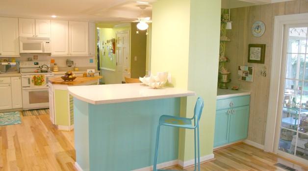 Wandfarbe für die Küche - Markenbaumarkt24