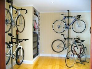 Beliebt Kleine Wohnung, großes Rad - was nun? AZ94
