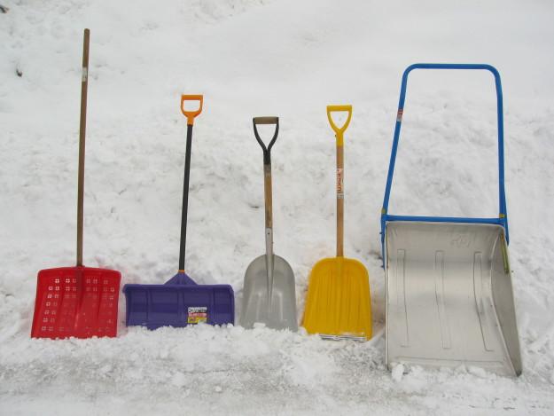 STARK: Welcher Ist Der Beste Schneeschieber?