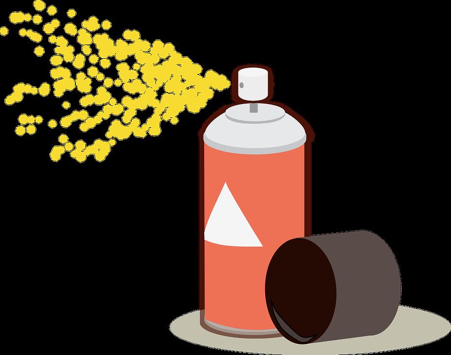 Insektenschutz Spray