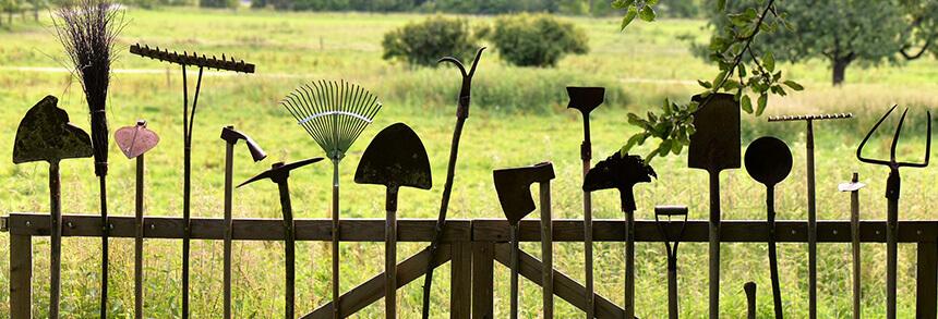 Gartengeräte: Welches Werkzeug zum Gartenumgraben?