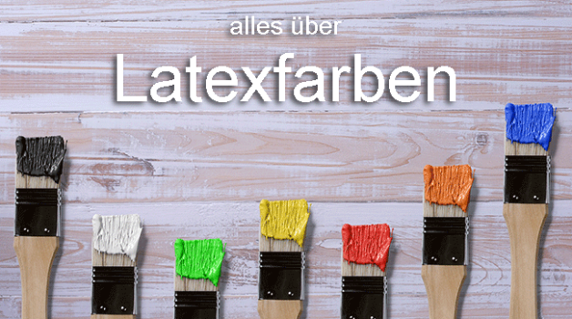 Latexfarbe Alles Was Sie Uber Die Strapazierfahige Farbe Wissen Mussen