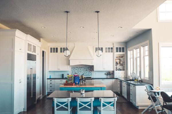 Wandfarben für eine schöne Küche > HIER Farben ansehen!