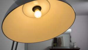 Stärke einer Beleuchtung beachten