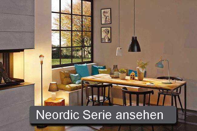 Küchentisch Lampen im nordischen Stil