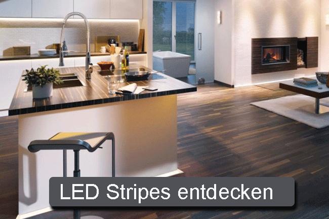 Küchenbeleuchtung LED Stripes
