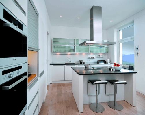 Küchenbeleuchtung: Wie Sie Licht in der Küche richtig planen