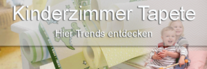 Kinderzimmer Tapete: aktuelle Trends