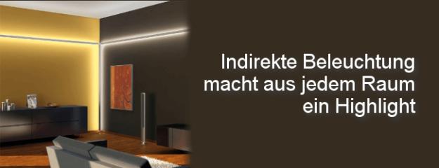 Indirekte Beleuchtung So Einfach Geht S