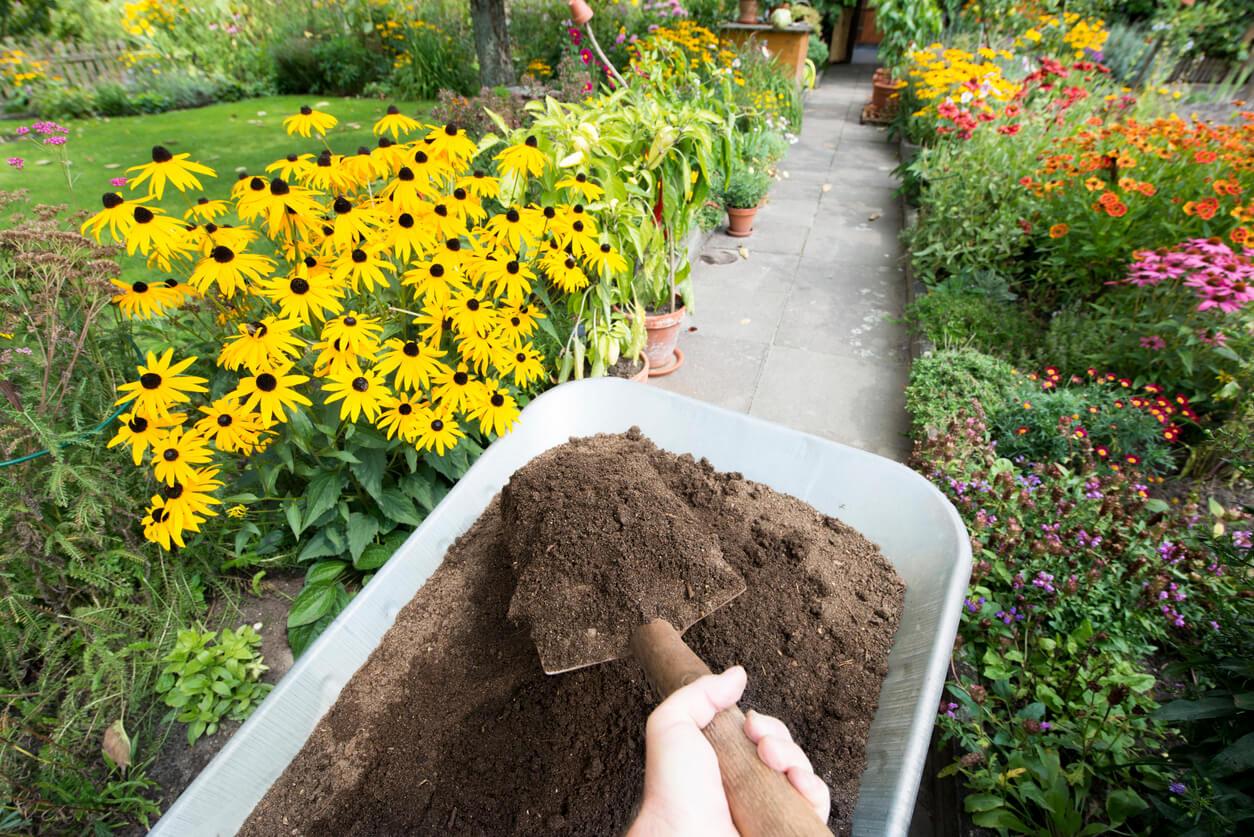 Garten Umgraben Warum Wann Wie Womit Tipps