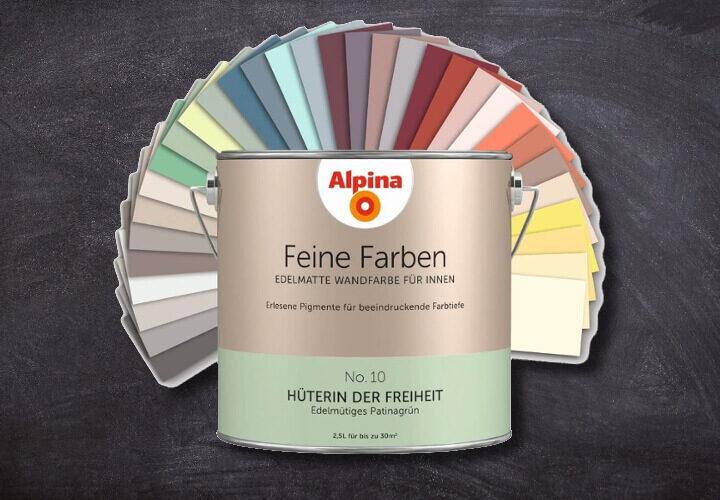 Feine Farben