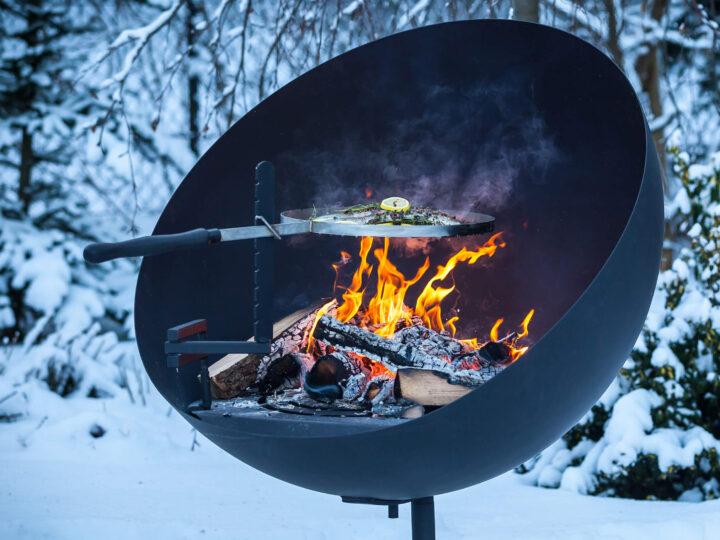 Wintergrillen – Grillen in der kalten Jahreszeit