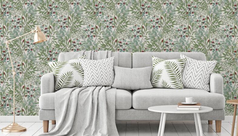 Tapeten Trends 2021 – Aktuelle Trends für Dein Zuhause