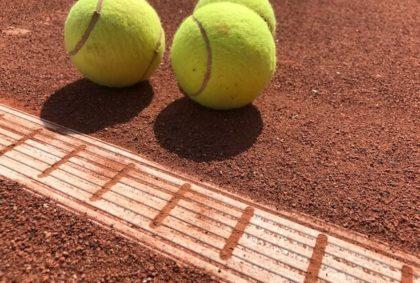 tennisbaelle tennis tcw turnier