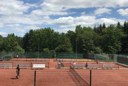 Tennisplatz TC Wilgersdorf
