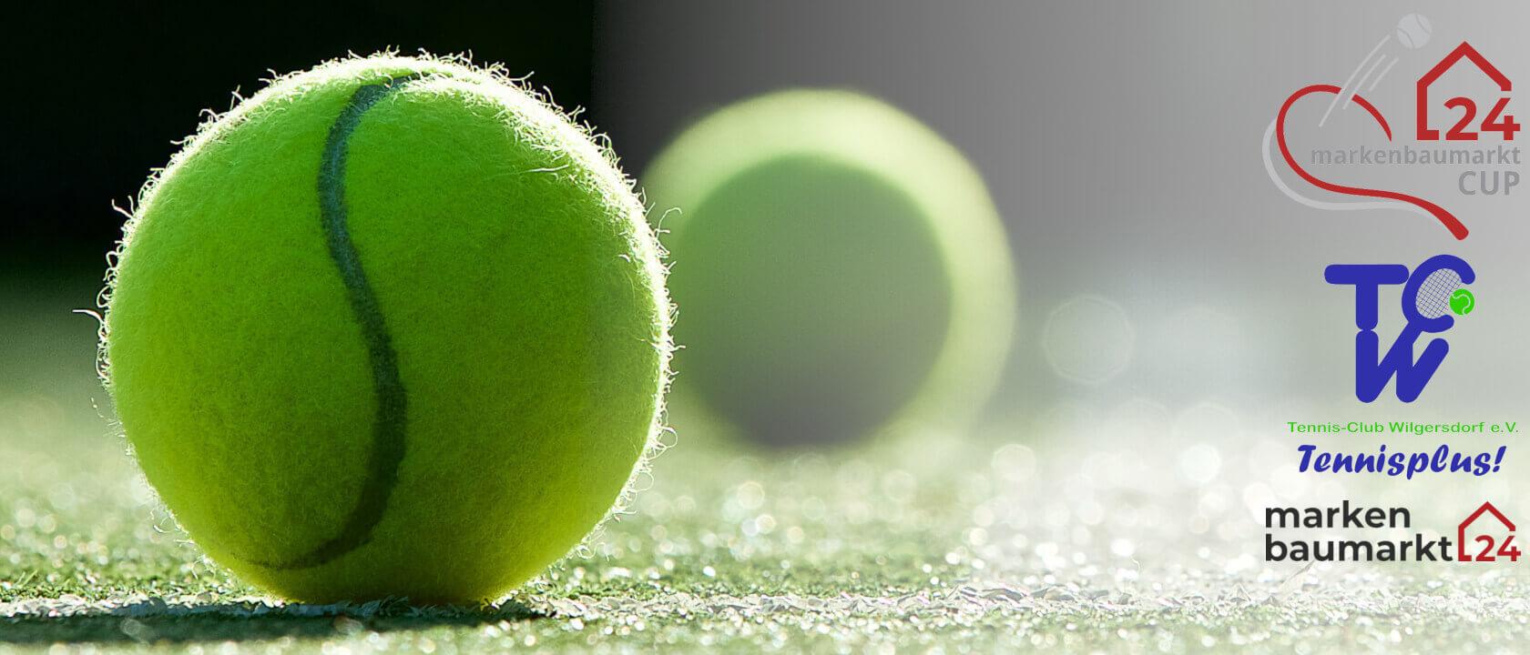 markenbaumarkt24 CUP Tennis Turnier