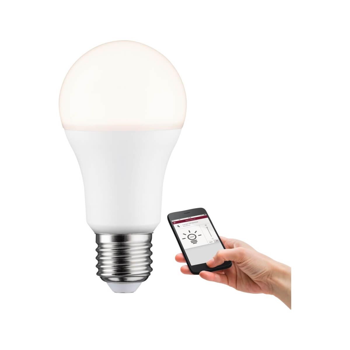 Paulmann Smart Home Zigbee LED 9W =9W, E9, 9 lm, Warmweiß 900k, 9  V, dimmbar