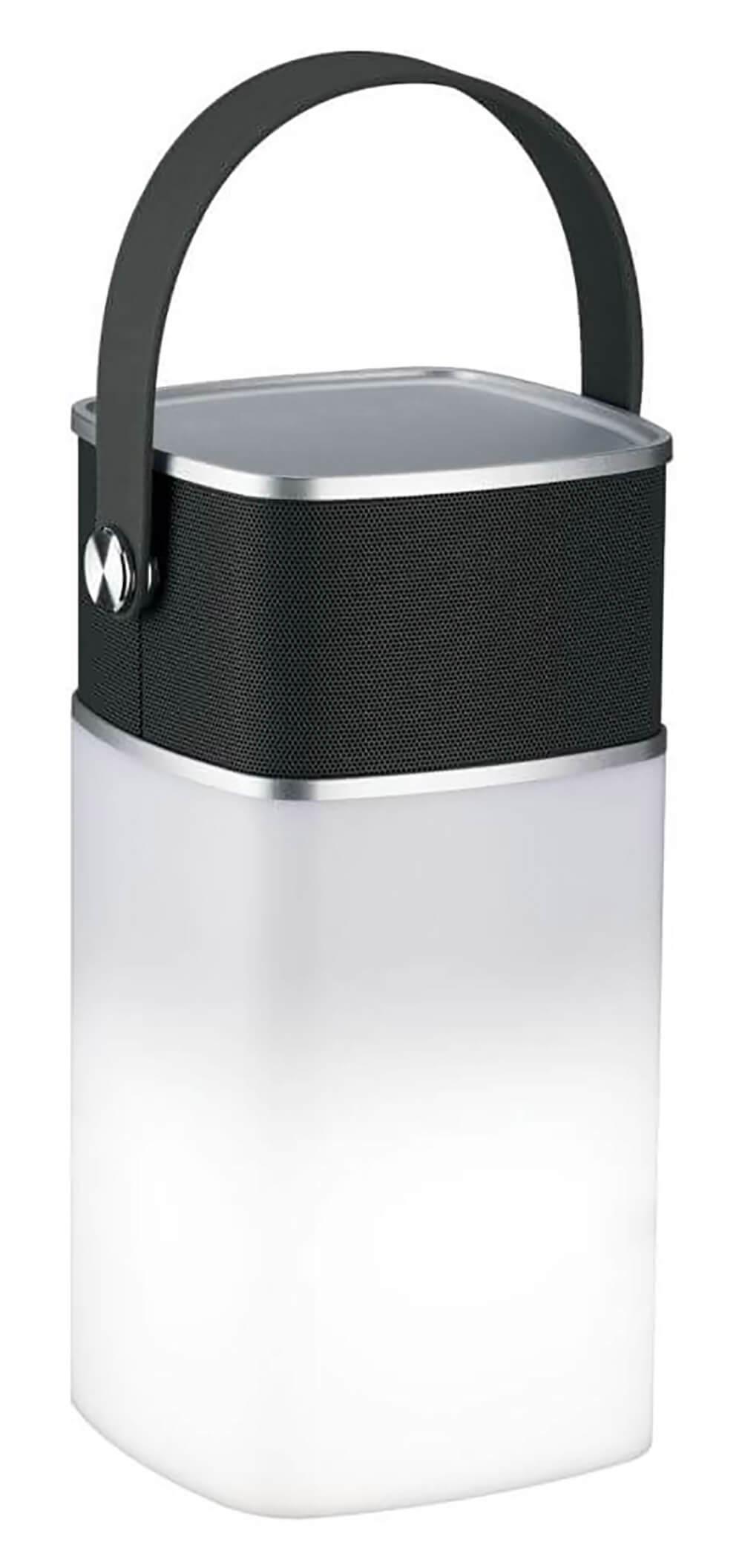 paulmann mobile tischleuchte clutch sound ip44 dimmbar. Black Bedroom Furniture Sets. Home Design Ideas