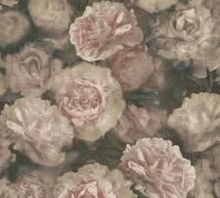 AS Creation Tapete | Blumentapete Rot Schwarz Rosa | Neue Bude 2.0 Edition 2