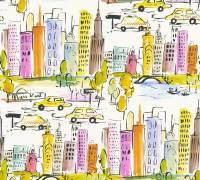AS Creation Tapete Bunt Gelb Orange | Kinderzimmer | Retro | Boys & Girls 6