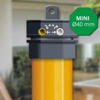 Schellenberg Rohrmotor Standard Mini mechanische Endlageneinstellung
