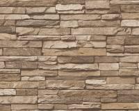 AS Creation Steinmauer Vliestapete Best of Wood`n Stone 2nd Edition, Stein, Tapete 958332