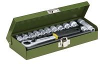 """Proxxon Werkstatt-Spezialsatz, 5.5 bis 14 mm (13-tlg.), 1/4"""""""