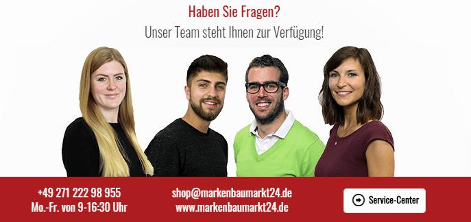 Service & Kontakt markenbaumarkt24