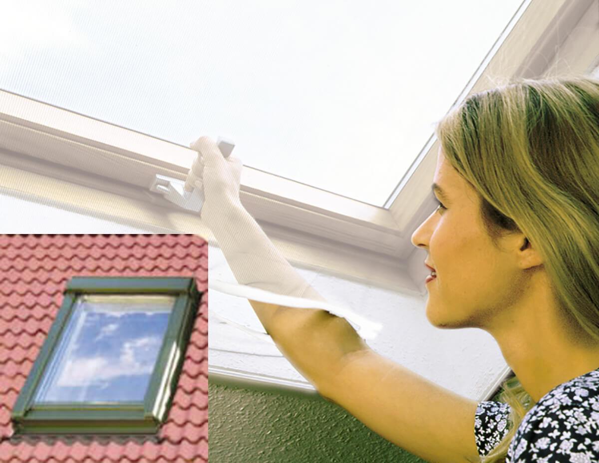 fenster insektenschutz fliegengitter f r fenster markenbaumarkt24. Black Bedroom Furniture Sets. Home Design Ideas