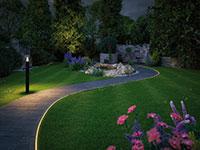 Plug & Shine Gartenbeleuchtung