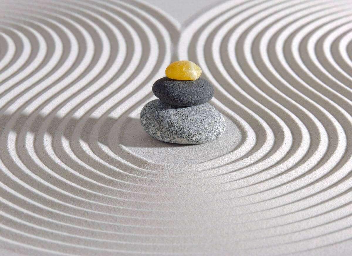 as creation designwalls hot stone spa zen garten