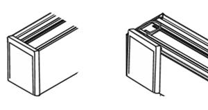 Anbringen Solarzelle Kassette