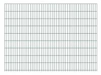 Doppelstab-Gittermatte6 | 5 | 6 Grün 2500x1 830