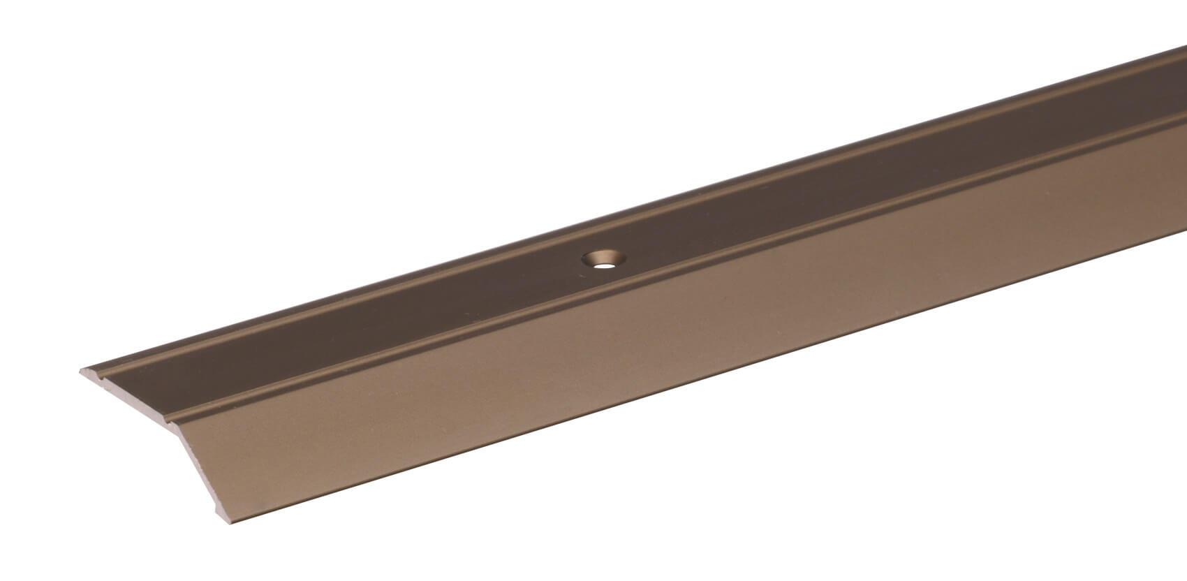 gah 2 m ausgleichsprofil alu bronze elox b 30 mm fu boden h hen ausgleich. Black Bedroom Furniture Sets. Home Design Ideas