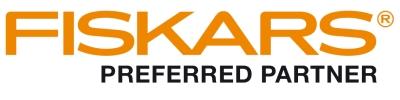 Fiskars offizieller Partner Logo
