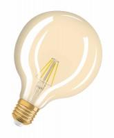 Osram Vintage 1906 LED 34 4 W|824 E27 Filament Globe Glühbirne