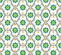Livingwalls Vliestapete Cozz Vintage-Muster, Weiß-Grau-Schwarz 362973 Tapete