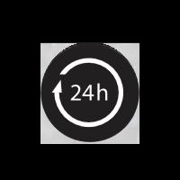24 H Dauerbetrieb