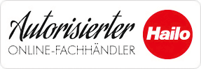 Hailo autrorisierter Händler Logo