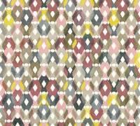 Livingwalls Vliestapete Colibri Braun-Grau, Karo Modern, 362881 Tapete