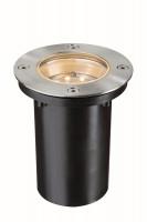 Paulmann Einbauleuchte - Special Line, rund, LED, Edelstahl, 1,2W Bodeneinbauleuchten