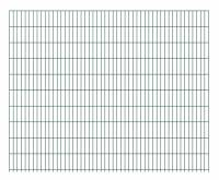 Doppelstab-Gittermatte6 | 5 | 6 Grün 2500x2030