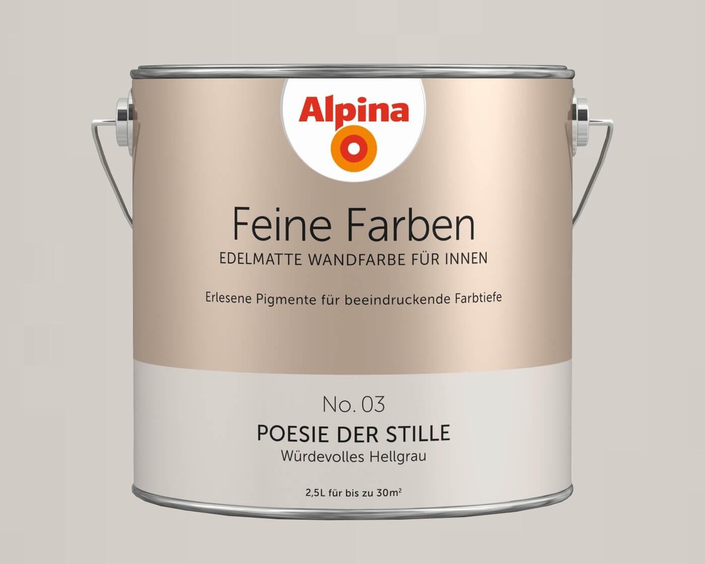 alpina feine farben hier zum bestpreis kaufen markenbaumarkt24. Black Bedroom Furniture Sets. Home Design Ideas