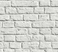 Livingwalls Grau Backstein Mauer Vliestapete Metropolitan Stories 369122