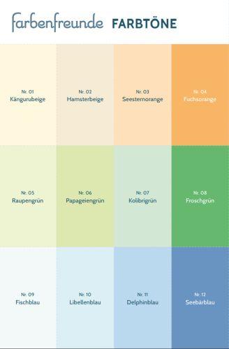 Die Farbauswahl