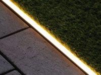 LED Alu Profil Außen