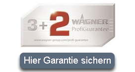 FinishControl 3500 Garantie-Verlängerung Wagner